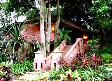 Baan Kae Sad villa, Klangdong Moutain view resort in Khao Yai