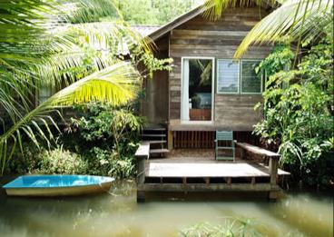 Klangdong Moutain view resort in Khao Yai