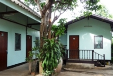 Greenleaf guest house in Khao Yai, Pak Chong