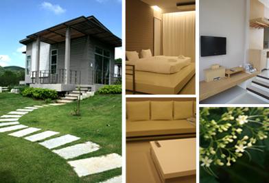Hommuenleehill resort in Khao Yai