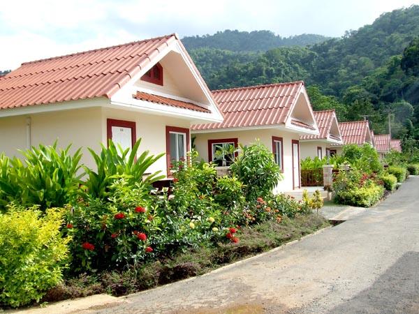 Inkhaoyai resort in Kao Yai, Pakchong