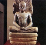 Phimai museum in Nakhon Ratchassima Province