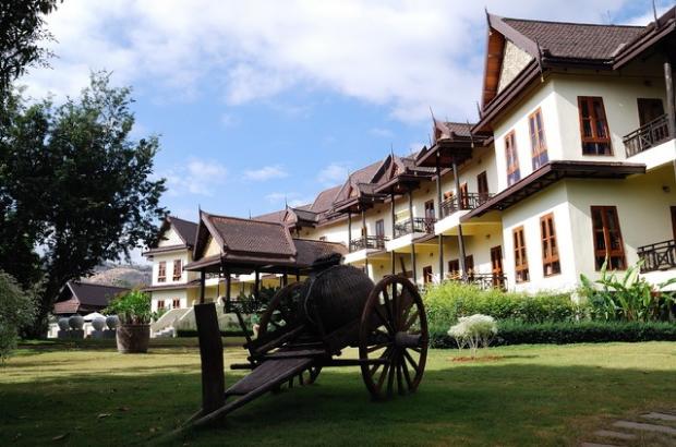 The Phuwanalee Resort in Khao Yai, Pakchong