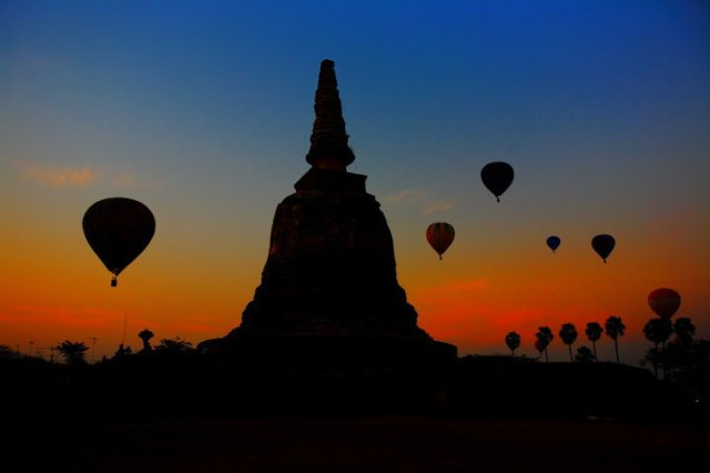 picture@International balloon festival