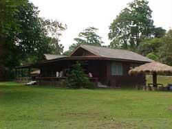 Khao Yai Park lodges
