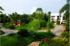 Villa Paradis Hotel resort in Khao Yai
