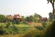 Anantrapura thai houses in Khao Yai