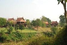 Anantrapura thai houses in Khao Yai
