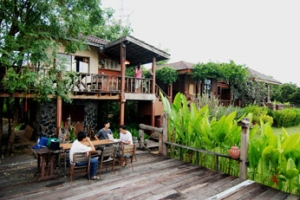 tub tao guest house, farm stay, home stay in Khao Ya