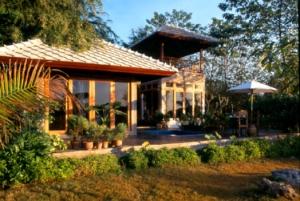 Hakuna Matata resort,  spa villa