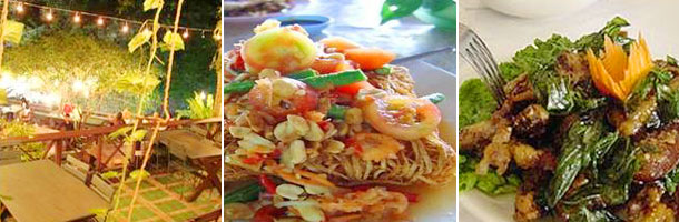 Ban Chai Mai, best restaurant in Khao Yai, Pak Chong