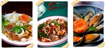 Krua Nan Nam restaurant Pak Chong, Khao Yai