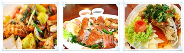 Krua Ya Kha restaurant in Khao Yai, Pak Chong