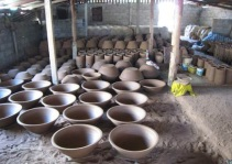 Dan Kwian pottery village in nakhon ratchassima